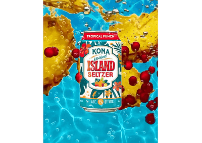 Tropical Punch Seltzer