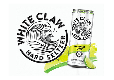 Hard Seltzer Natural Lime
