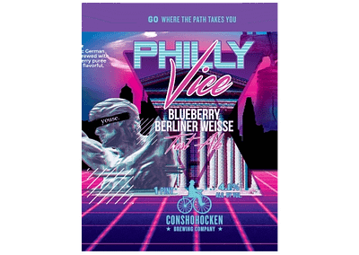 Philly Vice Blueberry Berliner Weiss