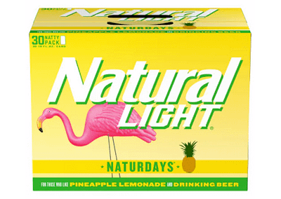 NATURDAY'S Pineapple Lemonade