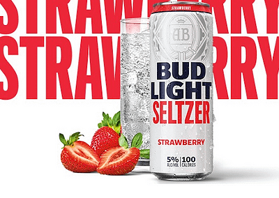 Strawberry Seltzer