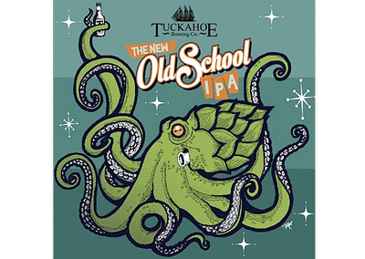 The New Old School IPA