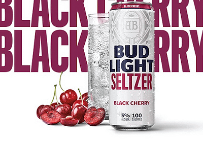 Black Cherry Seltzer