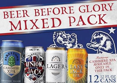 Beer Before Glory Mixed Pack
