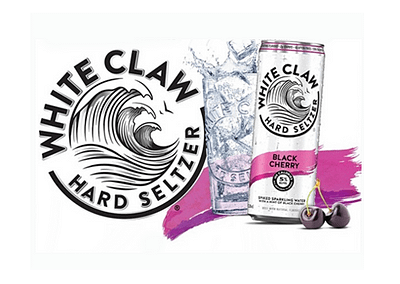 Hard Seltzer Black Cherry