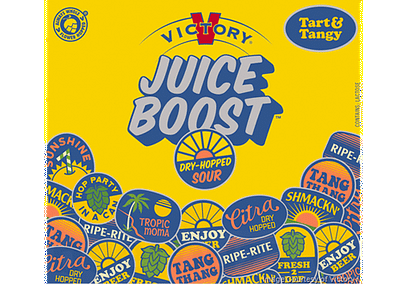 Juice Boost Dry Hopped Sour