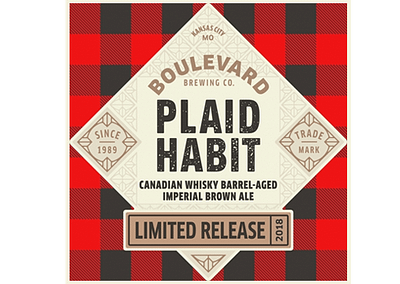 Plaid Habit Strong Ale