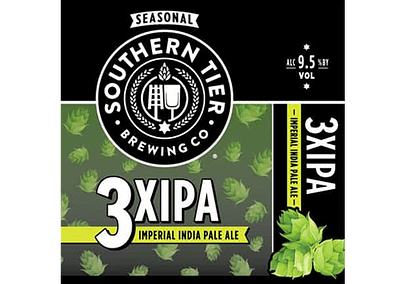 3X IPA Imperial Ale