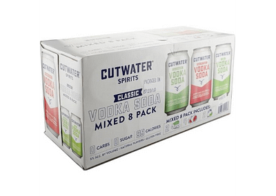 Vodka Soda Variety Pack