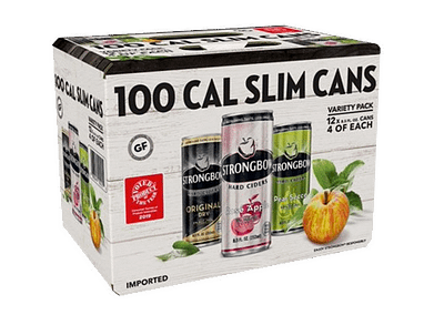 100 Calorie Slim Can Variety Pack