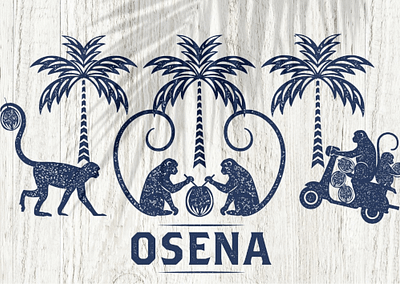 Osena Spiked Coconut Water
