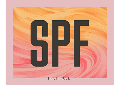 SPF Fruit Ale