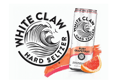 Hard Seltzer Ruby Grapefruit