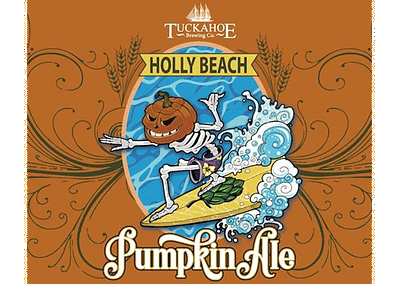 Holly Beach Pumpkin Ale