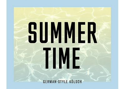 Summer Time Kolsch