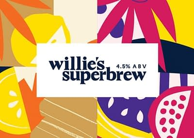 Willie's Superbrew Hard Seltzer