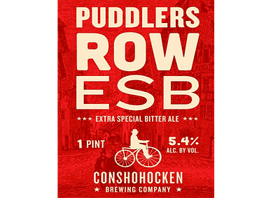 Puddlers Row English Ale