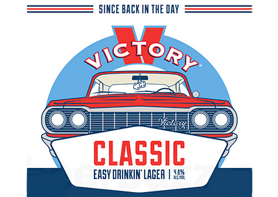 Victory Classic Lager
