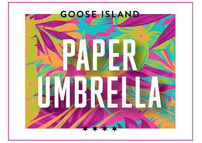 Paper Umbrella Tropical IPA