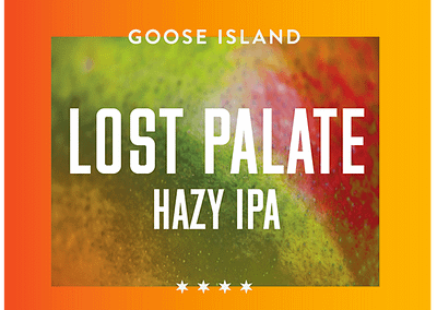 Lost Palate Hazy IPA
